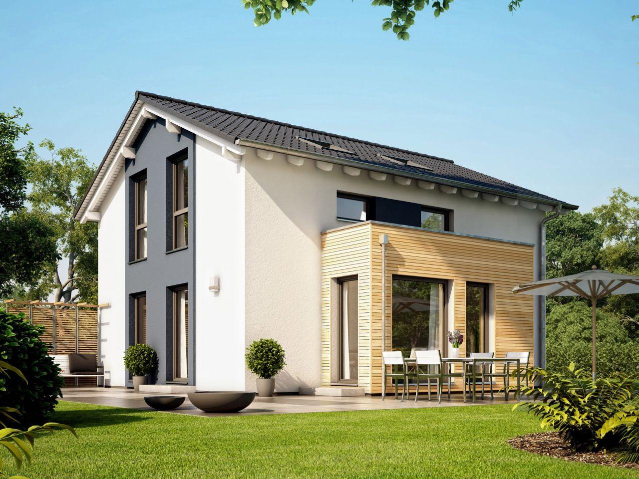 Sunshine 113 als Energieeffizienzhaus 55, Einfamilienhaus in guter Lage incl. Grundstück