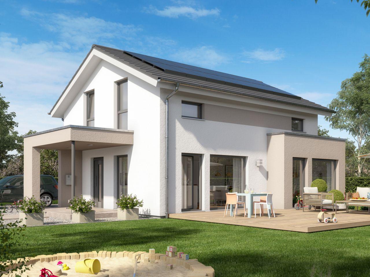 Sunshine 125 als Energieeffizienzhaus 55 incl. Grundstück